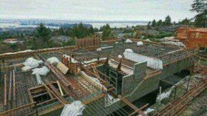 Crestline West Vancouver rebar